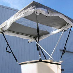Aerial Tents & Industrial Tents and Pop Up Shelters for Bad Weather