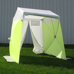 Industrial Tents and Pop Up Shelters for Bad Weather
