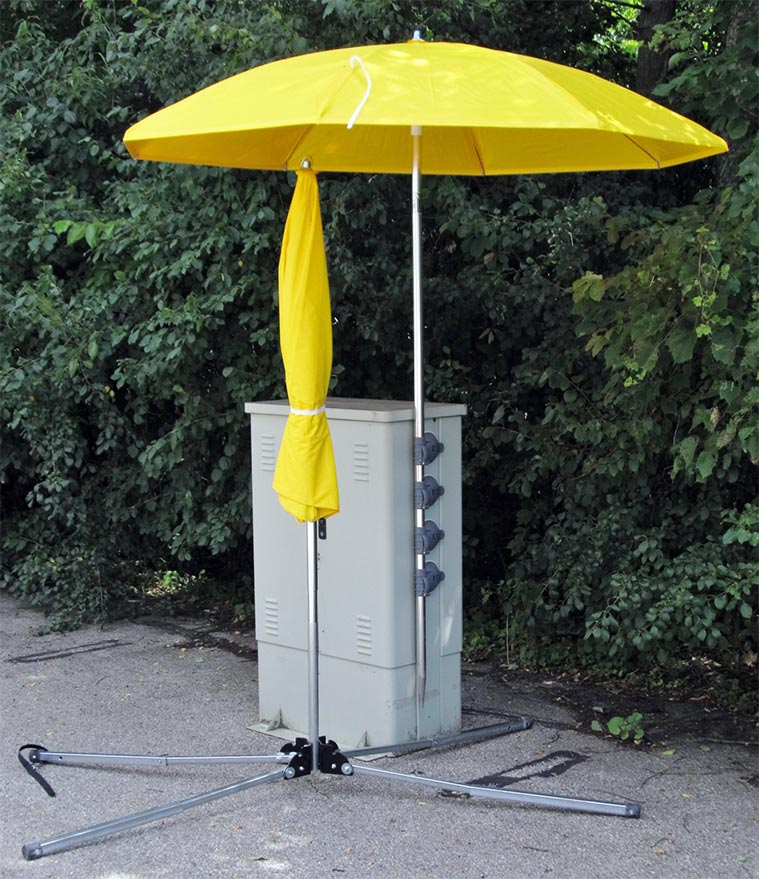 Umbrellas & Industrial Tents and Pop Up Shelters for Bad Weather