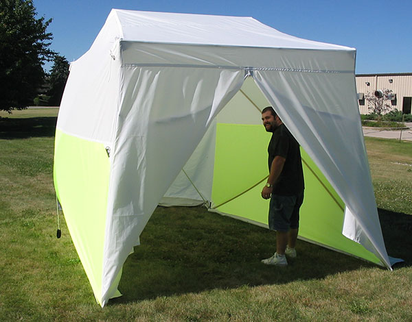 Ground Tents Pop Up Work Tents Creative Tent Solutions