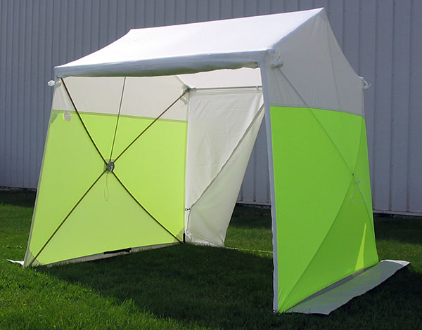 buy online e6541 782d2 Ground Tents - Pop Up Work Tents | Creative Tent Solutions