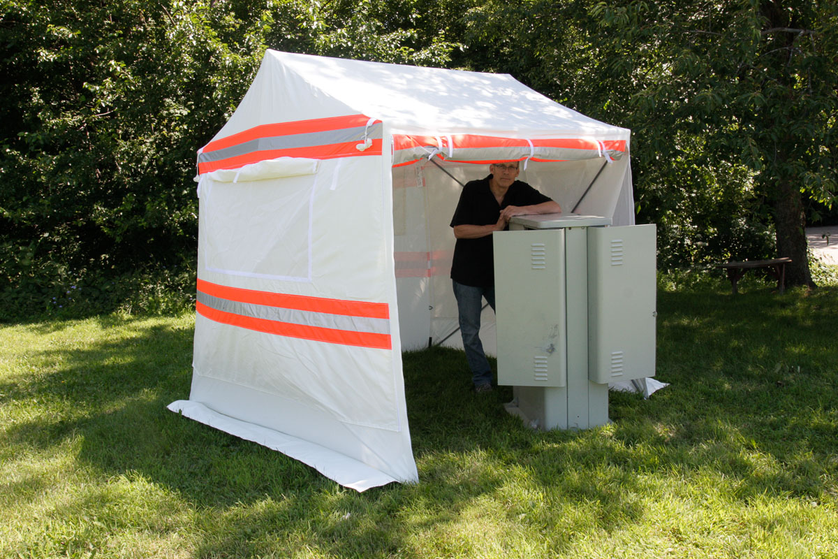 cts-customtent-010 & Popu0027Nu0027Work Tent Customization | Creative Tent Solutions