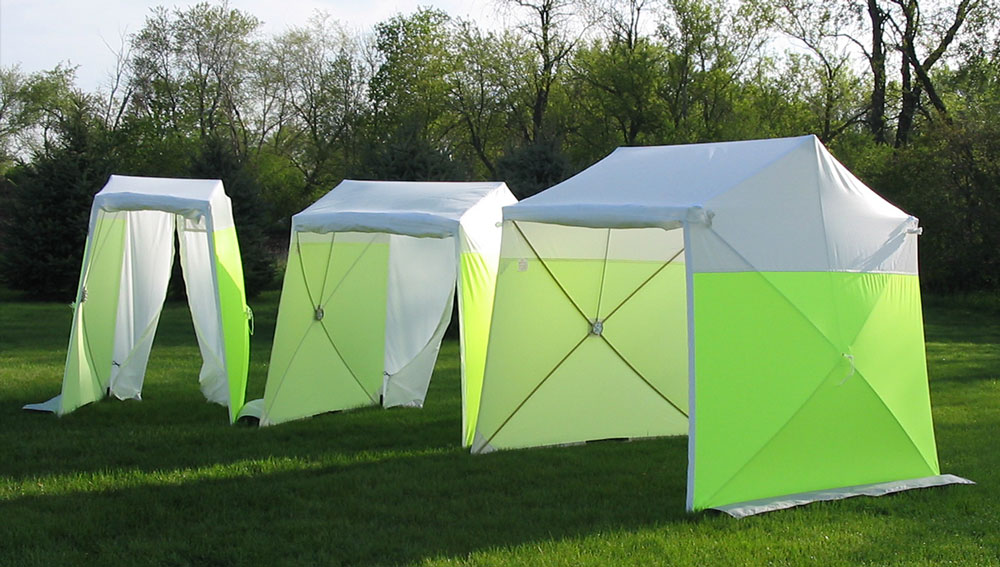 Industrial Work Tents Creative Tent Solutions